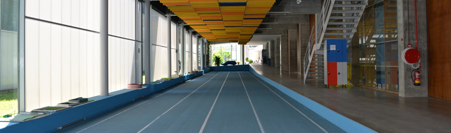 pista de atletismo